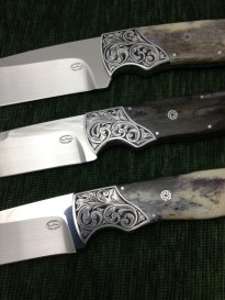Engraving On Match Set Of Hunters